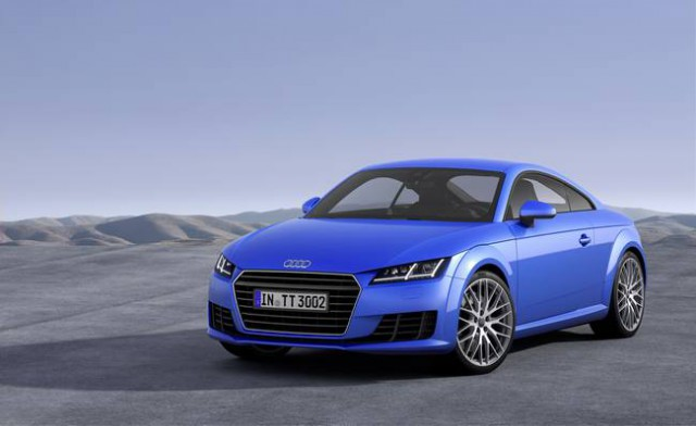 Nowe Audi Tt Motoleasingpl